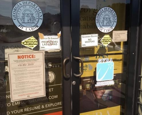 GDOL Offices are STILL CLOSED